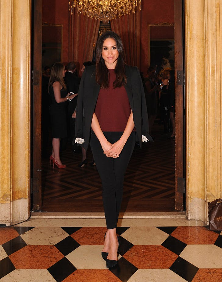 meghan markle style business