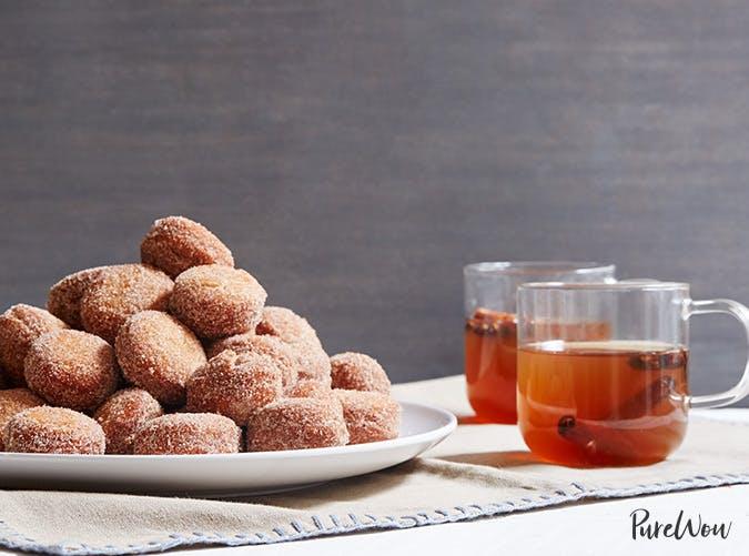 mini apple cider doughnut holes recipe 501