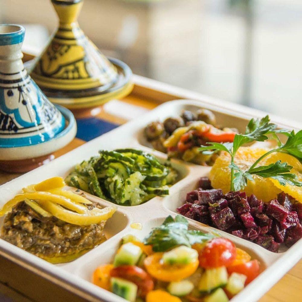 moroccan flavors