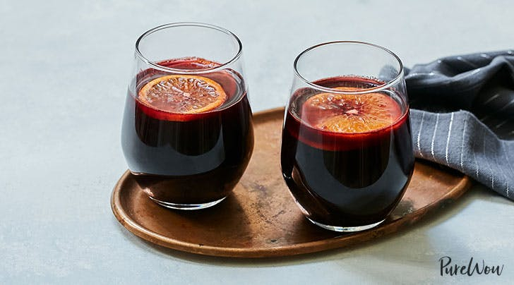 Mulled Wine Sangria Is What Winter Dreams Are Made Of