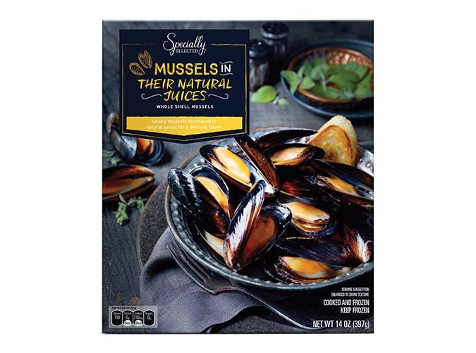 mussels aldi