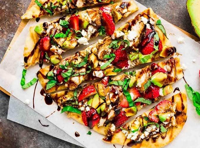 naan pizza 501