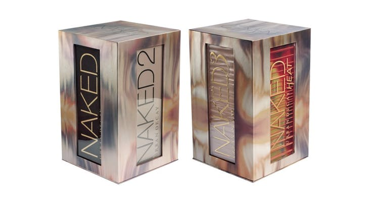 Its Going to Be a Very Naked Christmas, Thanks to Urban Decays Naked Palette 4Some Set