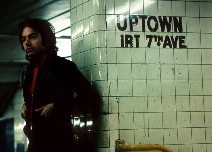 neil diamond subway LIST