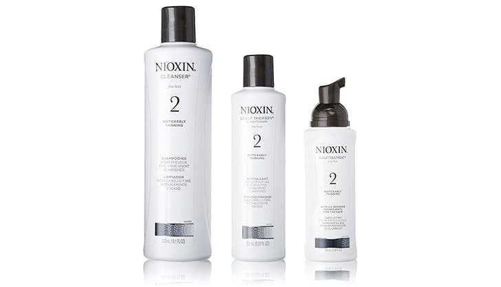 nioxin kit replenishing thinning hair products for women