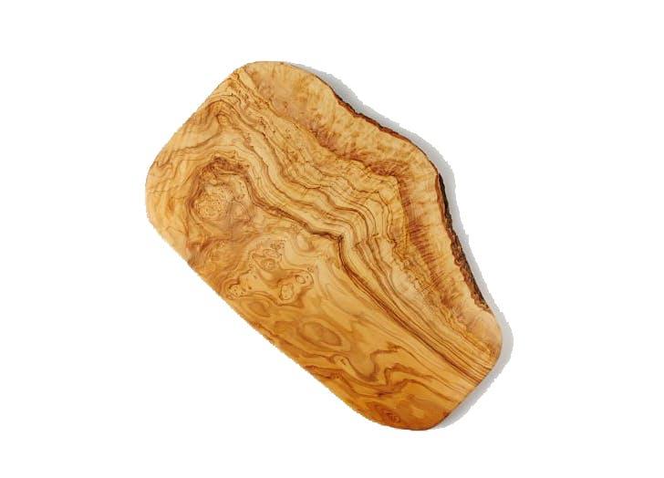 olive wood board hostess gift
