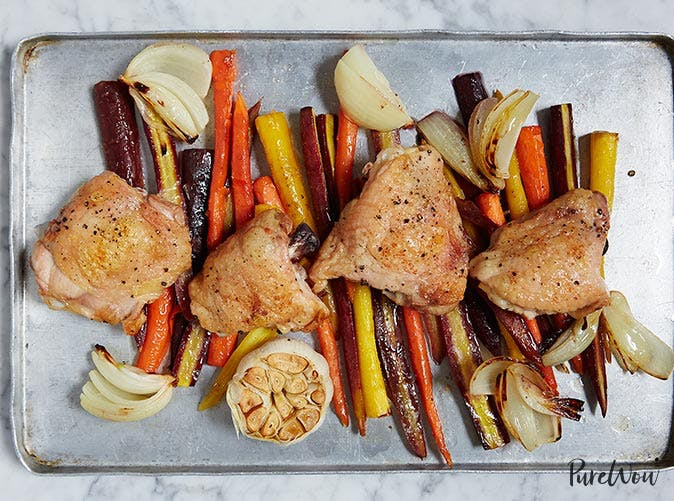 one pan chicken 501