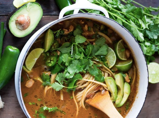 onepot mexican soup SLIDE