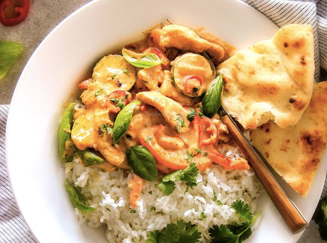 onepot thai curry SLIDE