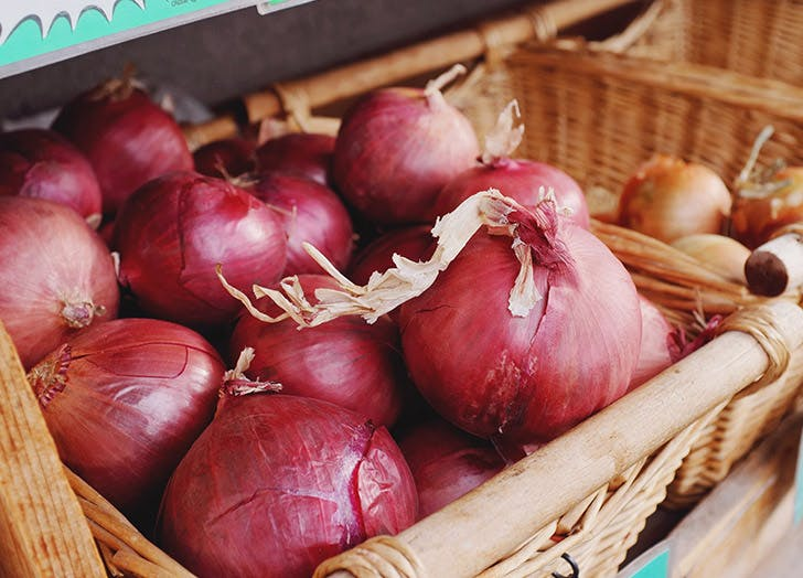 onions LIST