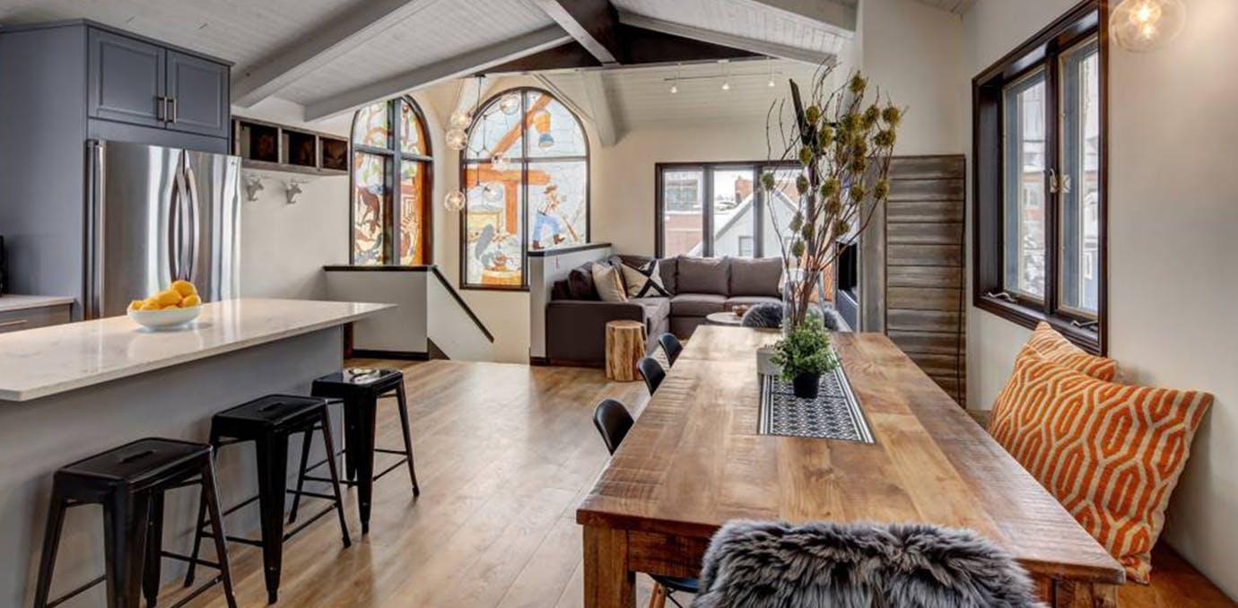 park city utah ski rental airbnb 2