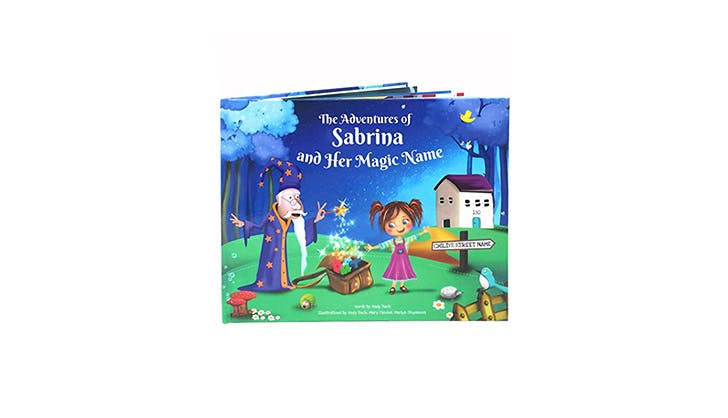 personalized childrens book amazon homemade shop