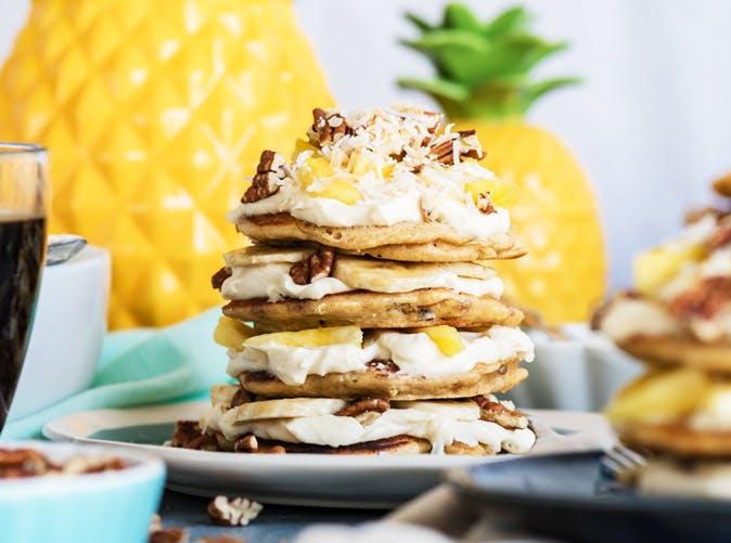 pineapple pancakes 501