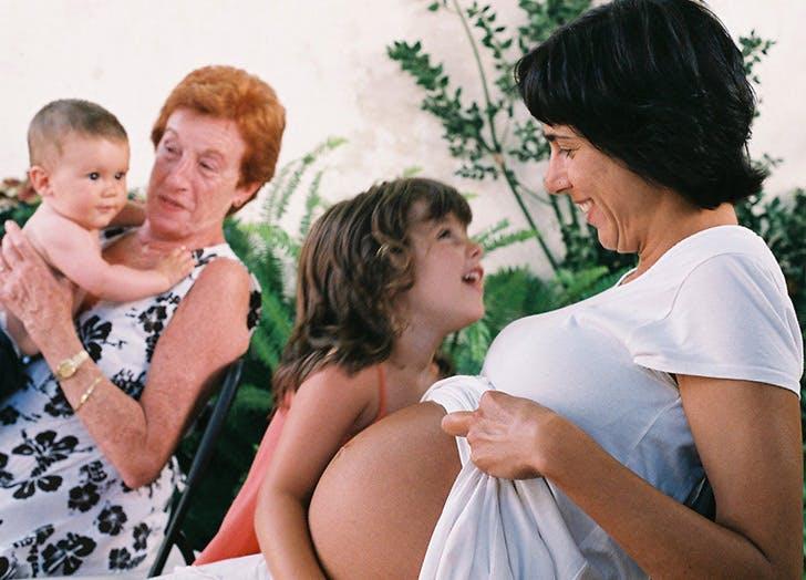 pregnant family LIST