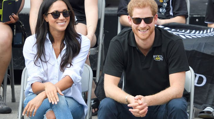 Cue the Campfire Intervention: Prince Harry Just Revealed Hes Never Eaten Smores