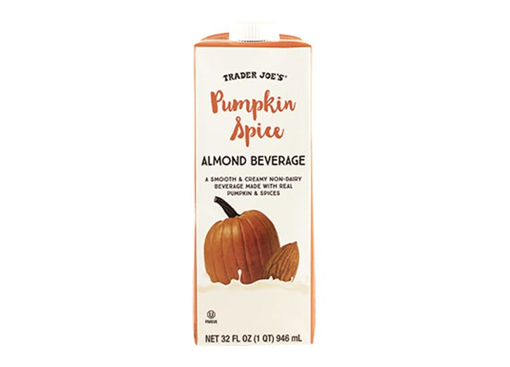 pumpkin beverage
