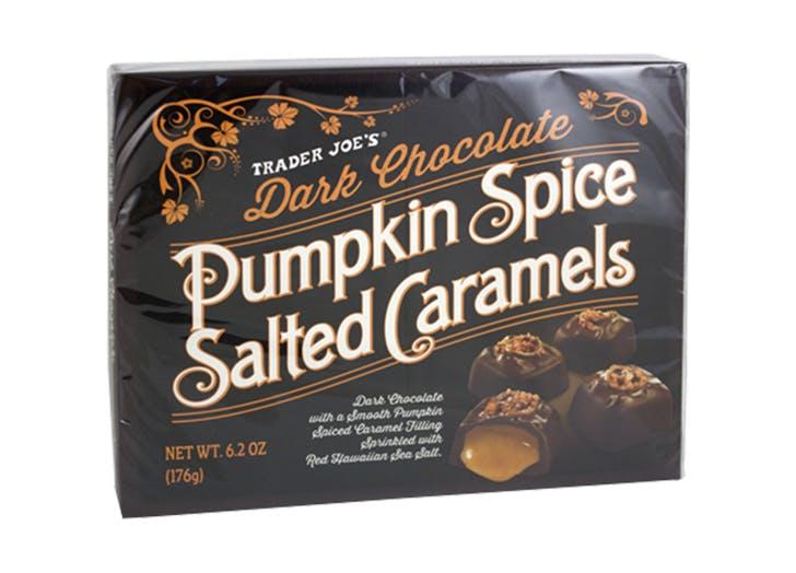 pumpkin caramels