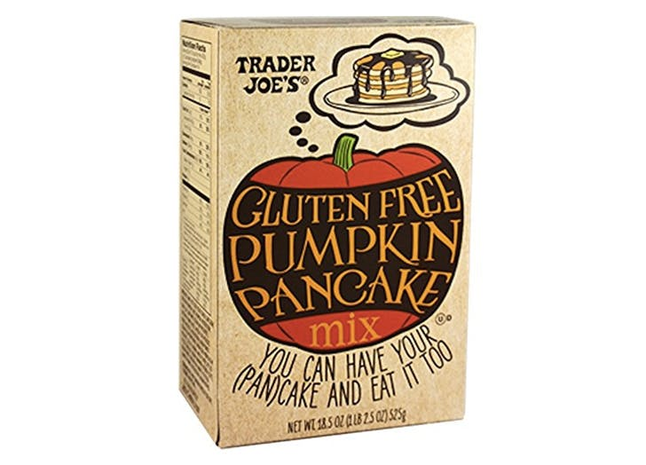 pumpkin gfpancake