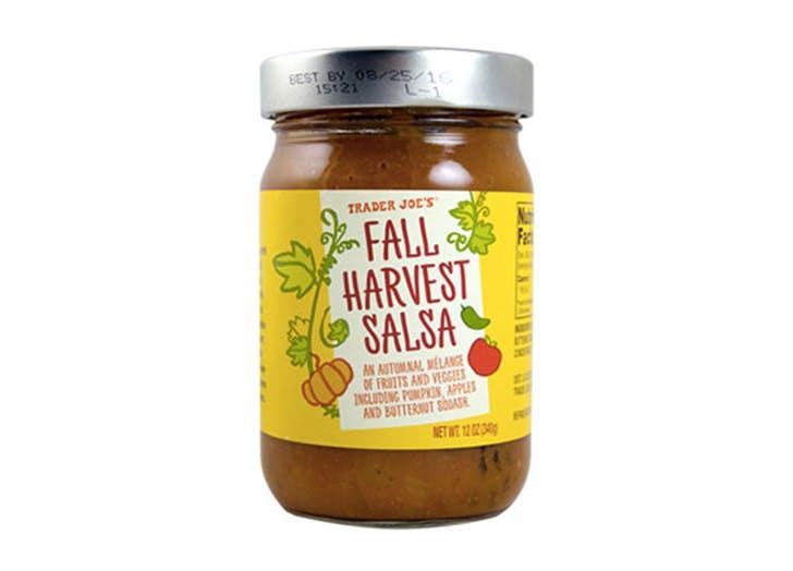 pumpkin salsa