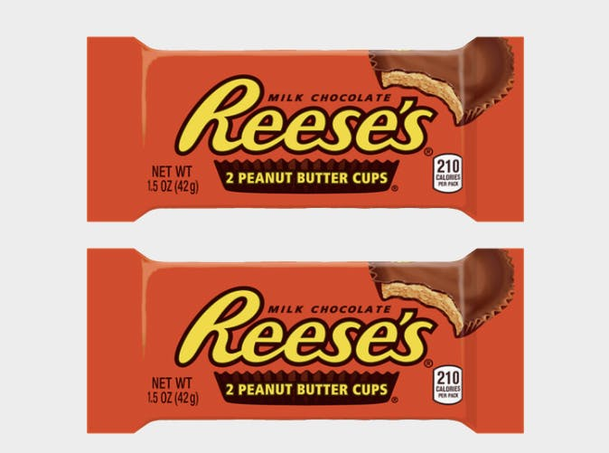 reese s peanut butter cup 501