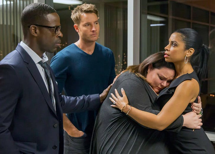 sad tv shows this is us
