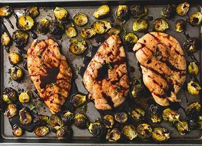 sheet pan chicken 290