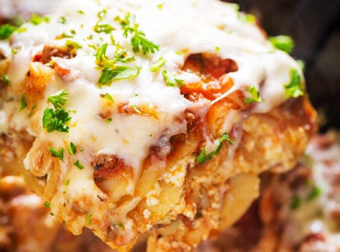 slow cooker lasagna 501