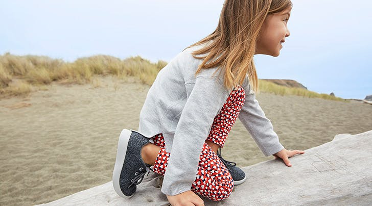 Sneakerheads, Rejoice: Allbirds Just Launched a Kids Line (Called Smallbirds, Duh)