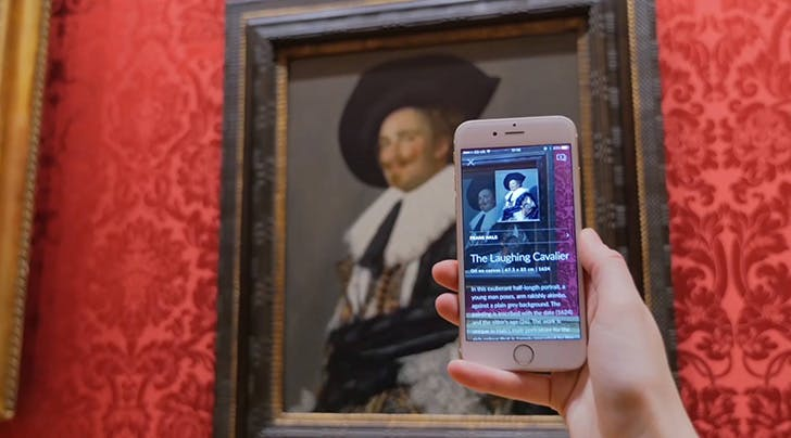 Way Cool: The Smartify App Is Like Shazam but for Art