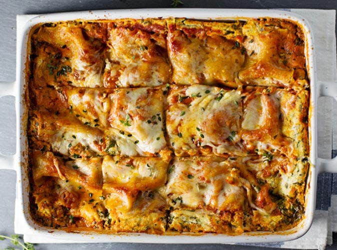 spinach lasagna 501