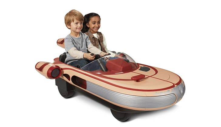 star wards landspeeder hot toys gift guide