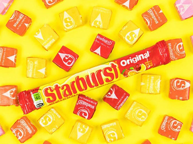 starburst 501
