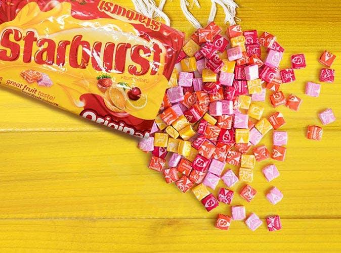 starburst bag 501