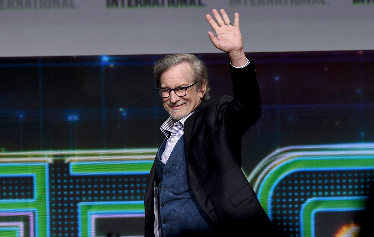 Apple Inks Deal With Steven Spielberg to Reboot 'Amazing Stories'