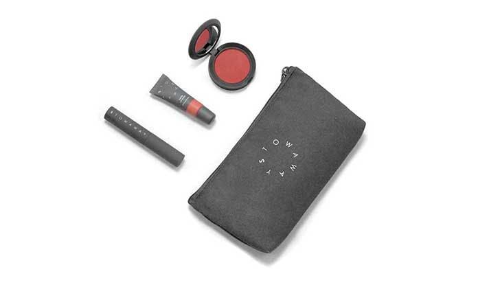 stowaway cosmetics makeup kit