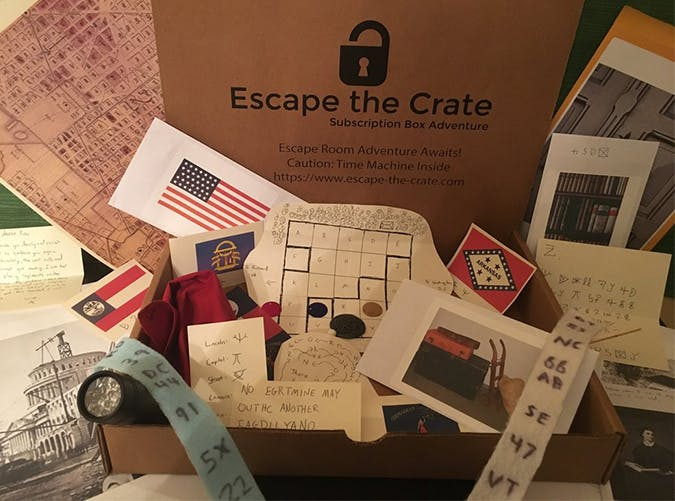 subscription boxes for the holidays   escape the crate
