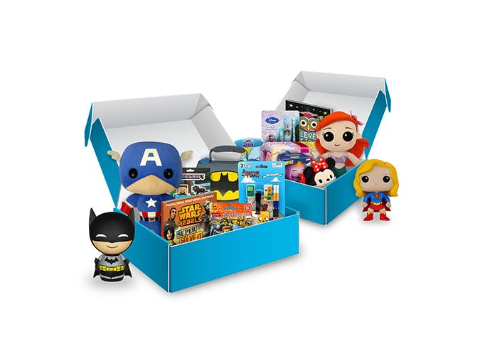 subscription boxes for the holidays   my geek box