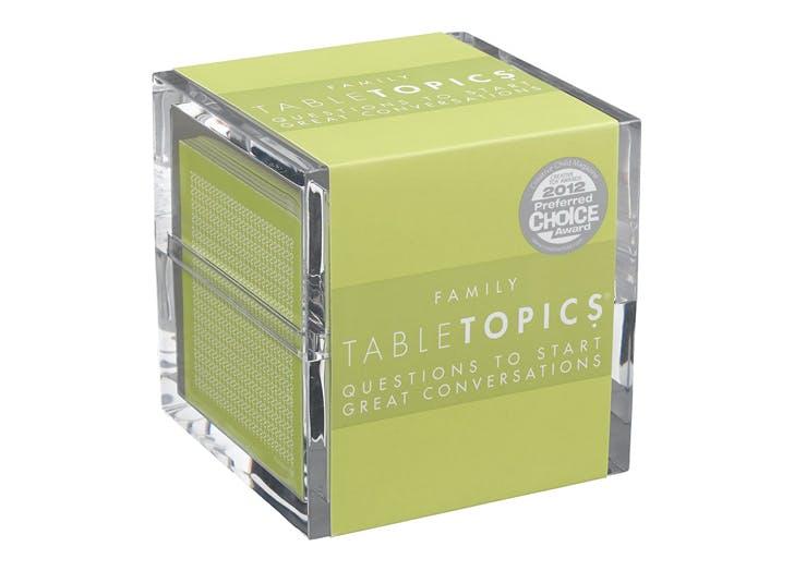 tabletopics LIST