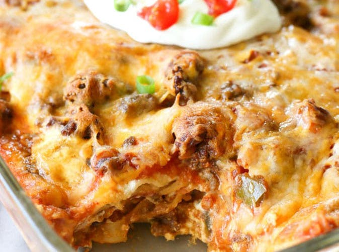 taco lasagna 5011