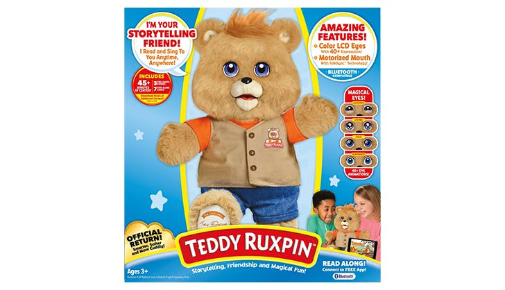 teddy ruxpin hot toys gift guide