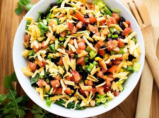tex mex chopped salad 501