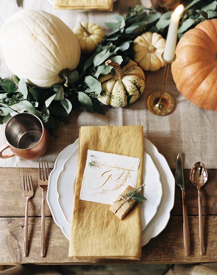 thanksgiving table setting idea 5