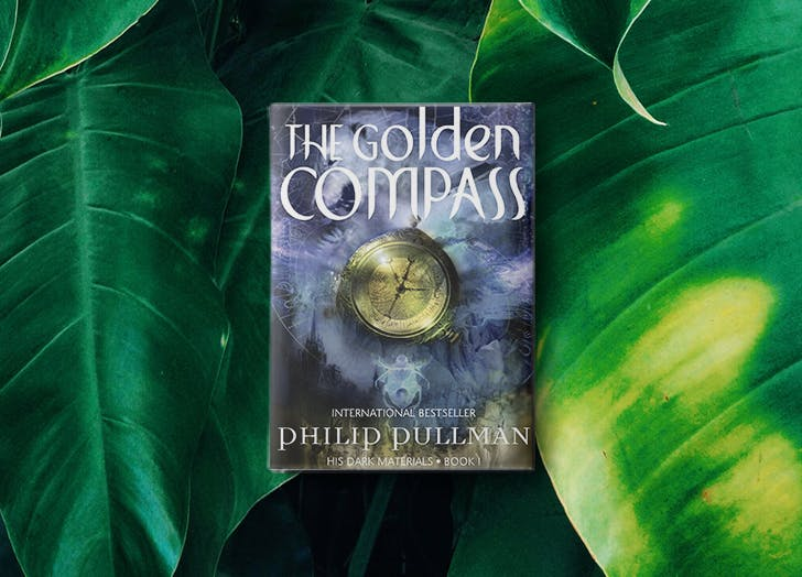 the golden compass preteen boy books LIST
