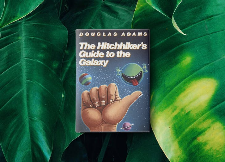 the hitchhikers guide to the galaxy preteen boy books LIST
