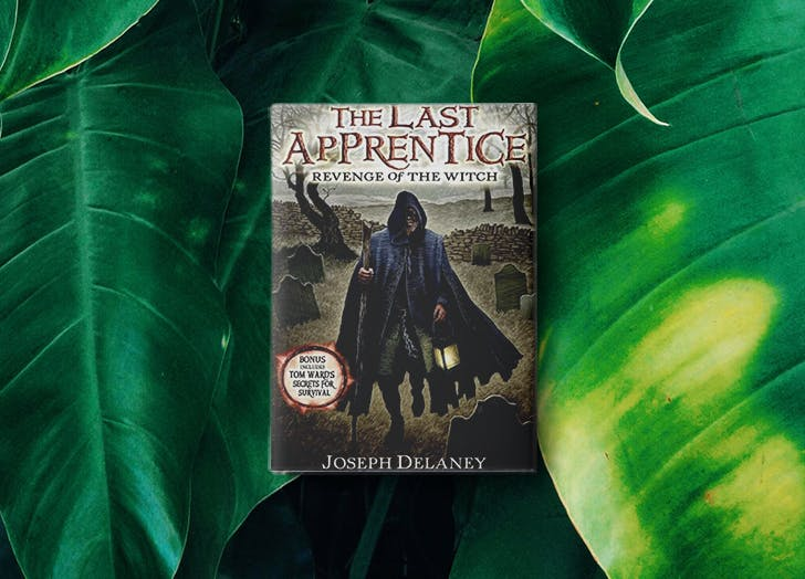 the last apprentice preteen boy books LIST