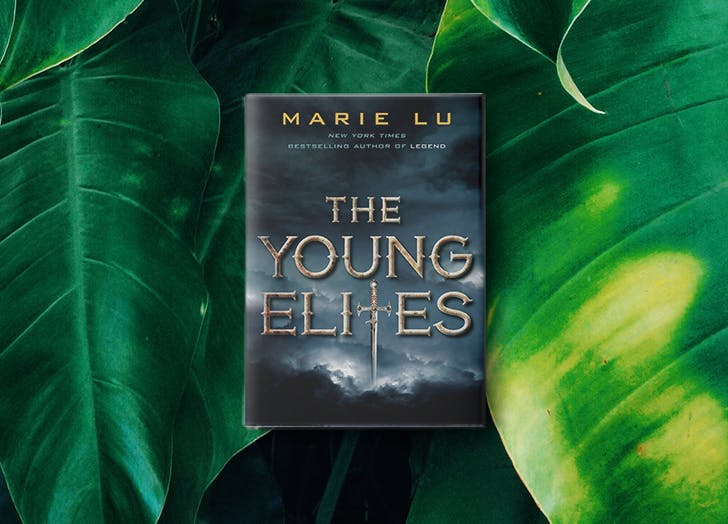 the young elites preteen boy books LIST
