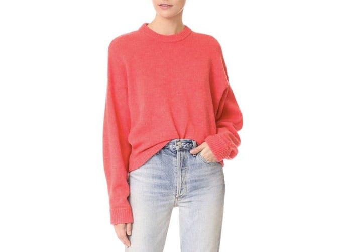 tibi sherbert sweater  6