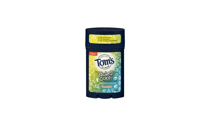 toms deodorant for kids