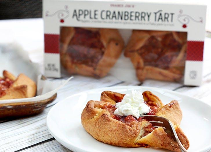 trader joes apple cranberry tarts 524