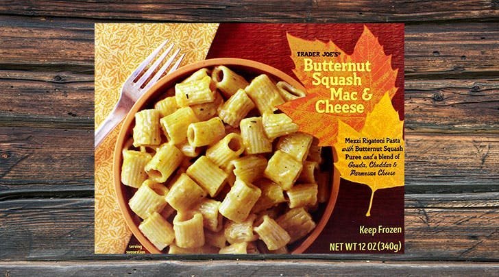Trader Joe's Butternut Squash Mac and Cheese Is the Best Thing to Happen to Fall